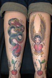 San Diego Tattoo Artist Seth Yates 1