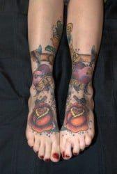 San Diego Tattoo Artist Seth Yates 2