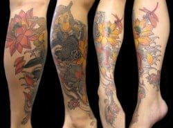 San Jose Tattoo Artist An Tran 2