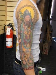 San Jose Tattoo Artist An Tran 3