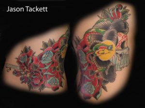 Tucson Tatoo Aritst Jason Tackett 1