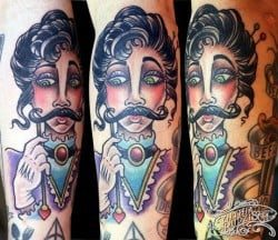 Washington DC Tattoo Artist Cyn Rudzis 3