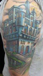 Chicago Tattoo Artist Ben Wahhh 9