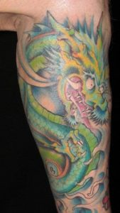 El Paso Tattoo Artist Ricky Perez 1