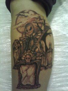 El Paso Tattoo Artist Sergio 4