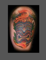 Fort Worth Tattoo Artist John Clark 4