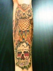 Fort Worth Tattoo Artist Tommy 3