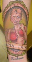 Fort Worth Tattoo Artist Troll 1