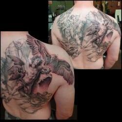 Indianapolis Tattoo Artist Gerrit Verplank 3