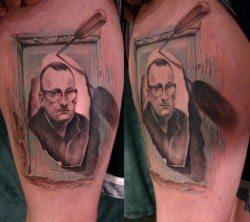 Indianapolis Tattoo Artist Gerrit Verplank 4