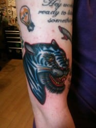 Richmond Tattoo Artist Andrew Slater 3