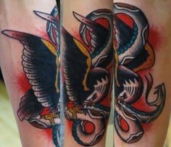 Richmond Tattoo Artist Andrew Slater 4