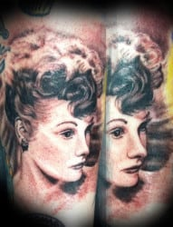 Richmond Tattoo Artist Charles Berger 1