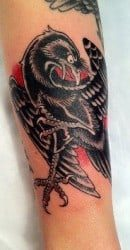 Richmond Tattoo Artist Charlie Jones 1