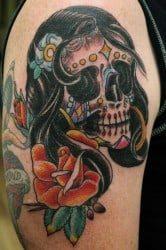 Richmond Tattoo Artist Fred Pinckard 4