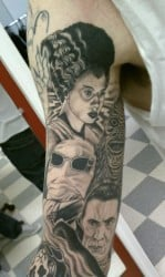 Richmond Tattoo Artist Jason Hobbie 1