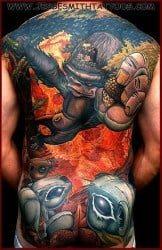 Richmond Tattoo Artist Jesse Smith 3