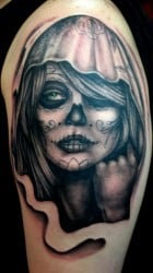 Richmond Tattoo Artist Jesse Vardaro 3