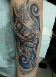 Richmond Tattoo Artist Mike Ivey 2