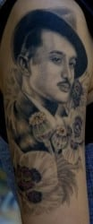 Richmond Tattoo Artist Thea Duskin 4