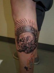 Richmond Tattoo Artist Tony Amundson 2