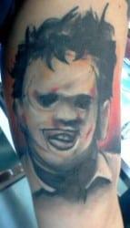San Antonio Tattoo Artist Cheese 2