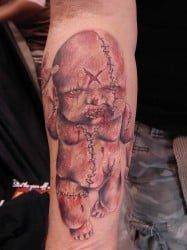 San Antonio Tattoo Artist Mario Sanchez 3