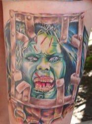 San Antonio Tattoo Artist Mario Sanchez