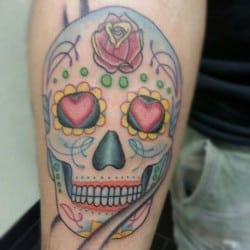 San Antonio Tattoo Artist Richard Casare 4