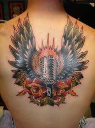 San Antonio Tattoo Artist Robert Corso 1