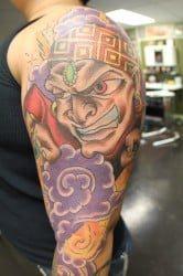 San Antonio Tattoo Artist Robert Corso