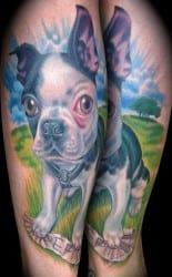 San Antonio Tattoo Artist Sweet Laraine 1