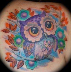 San Antonio Tattoo Artist Sweet Laraine