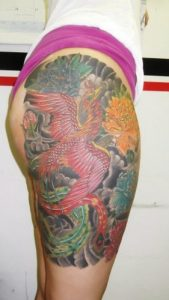 Kansas City Tattoo Artist Adam 3