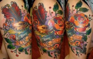 Kansas City Tattoo Artist Noah Moore 2