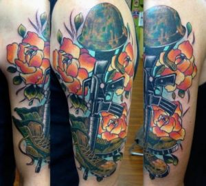 Kansas City Tattoo Artist Noah Moore 3