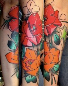 Kansas City Tattoo Artist Noah Moore 4