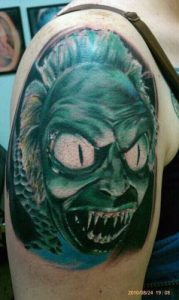 Kansas City Tattoo Artist Troy 1