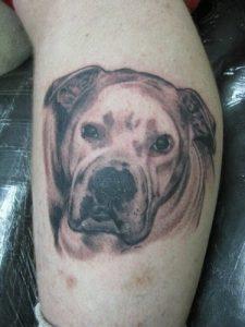 Kansas City Tattoo Artist Troy 2