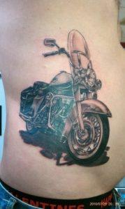 Kansas City Tattoo Artist Troy 4