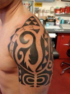 Portland Tattoo Artist Mark Misoda 2