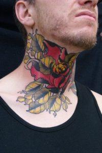Seattle Tattoo Artist Atom Messmer 1