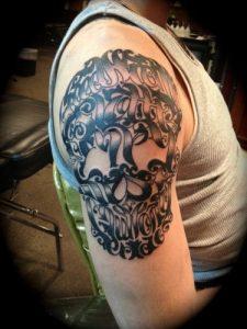 Kansas City Tattoo Artist Jason Pollard 1