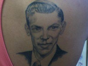 Omaha Tattoo Artist Asa Larson 2