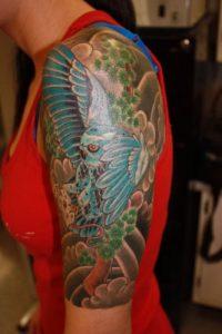 Omaha Tattoo Artist Asa Larson 4