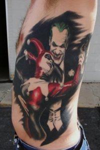 Omaha Tattoo Artist Devin 1