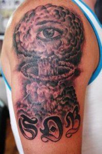 Omaha Tattoo Artist ET Nichols 1