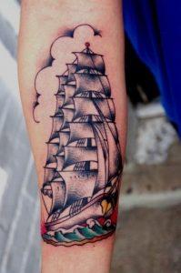 Omaha Tattoo Artist ET Nichols 3