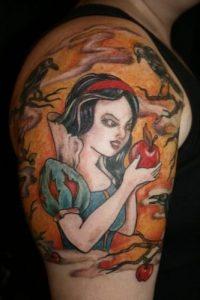 Omaha Tattoo Artist Jen Beirola 1