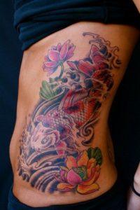 Omaha Tattoo Artist Jen Beirola 2